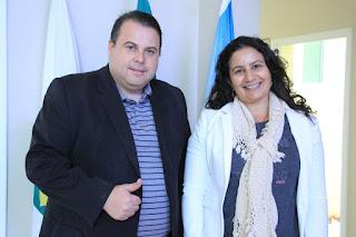 Nutricionista Ana Luíza Oliveira filia-se ao PRB DF