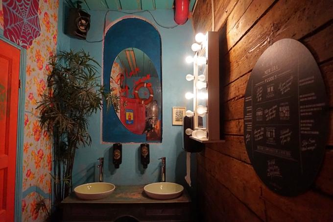 Manna La Roosa -ravintola Tallinnassa