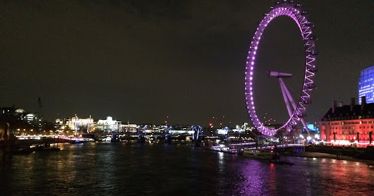 Quinto dia - Troca da Guarda, Big Ben, London Eye, The National Gallery e arredores