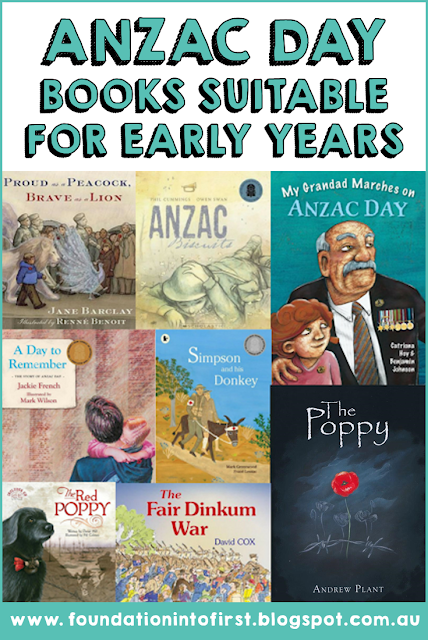 ANZAC Day, Activities, Kids, Children, Early years, Primary school, primary, teaching, teachers, teachers pay teachers, history, social studies, picture books,