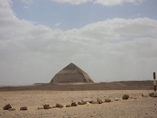 Pirâmide Curvada de Dahshur