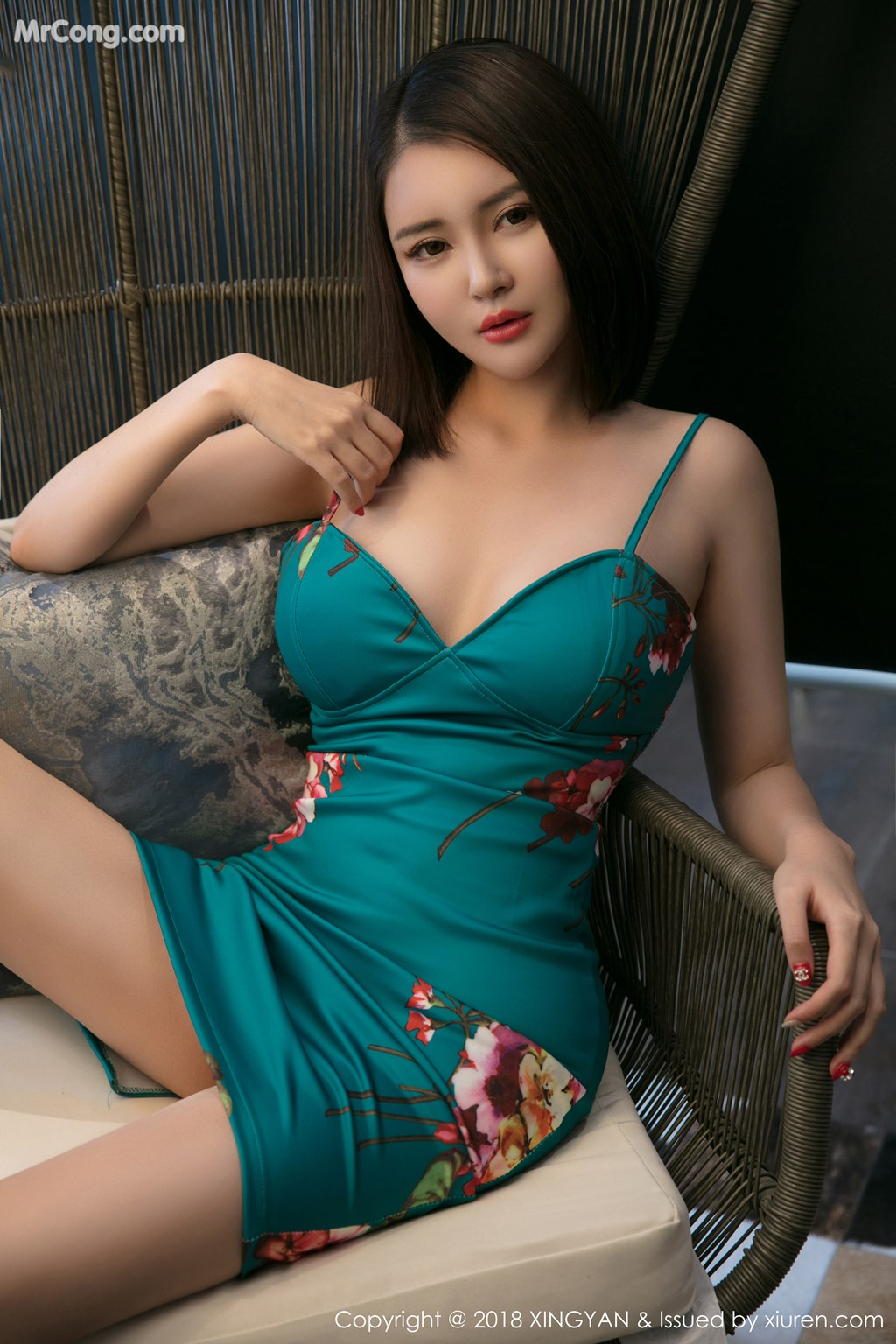 Image XingYan-Vol.028-MrCong.com-040 in post XingYan Vol.028: Người mẫu 廿十 (41 ảnh)