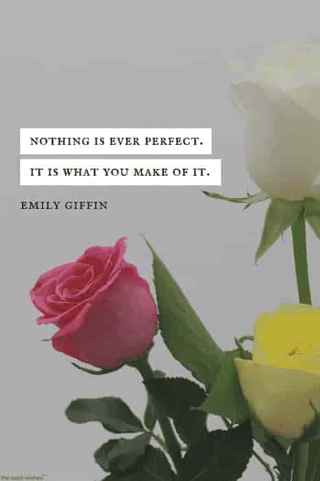 emily giffin quotes with flowers