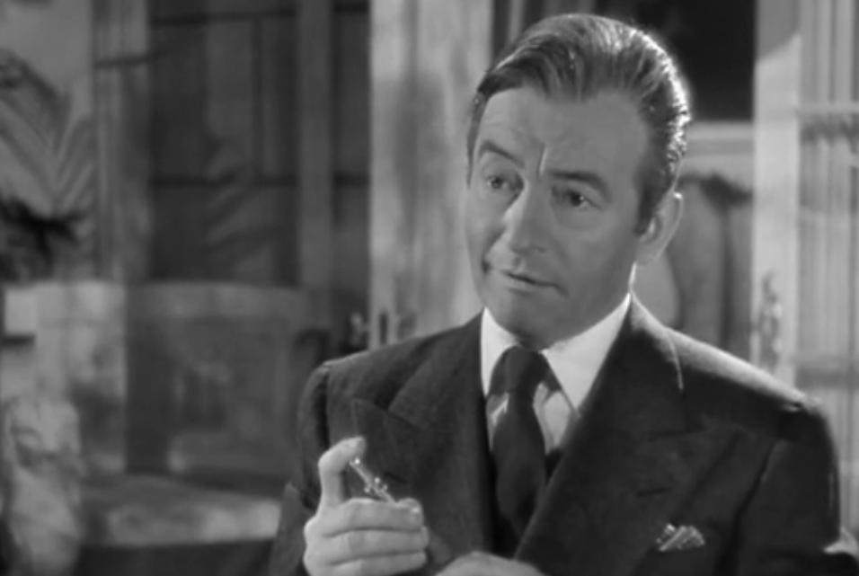 Best Actor: Best Supporting Actor 1946: Claude Rains in ...