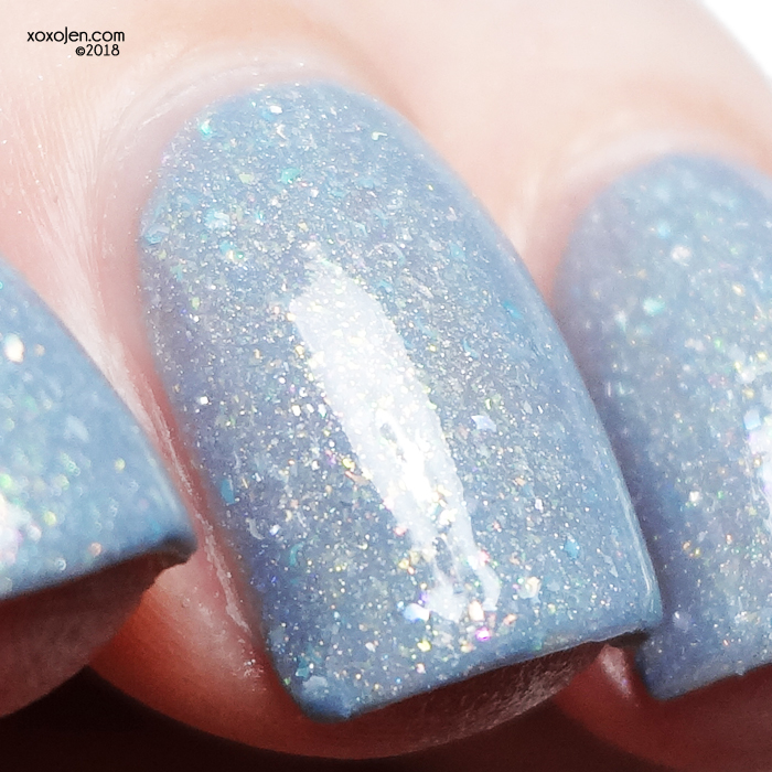 xoxoJen's swatch of Ms. Sparkle Guy Diamond