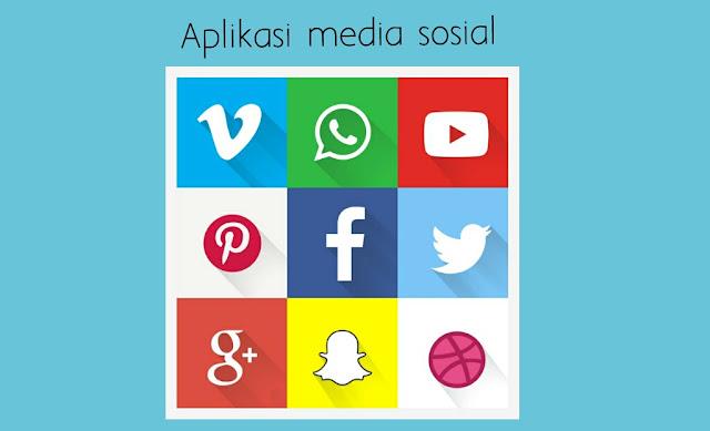 5 Aplikasi  Sosial Media Terlaris di Indonesia Tahun Ini