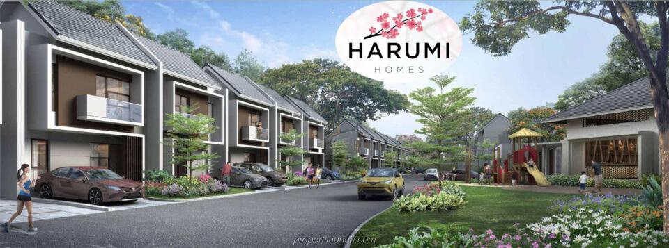Harumi Homes