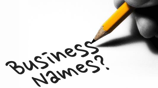 كيفية اختيار اسم شركة
