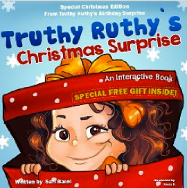 LadyD Books: Truthy Ruthy Christmas Surprise