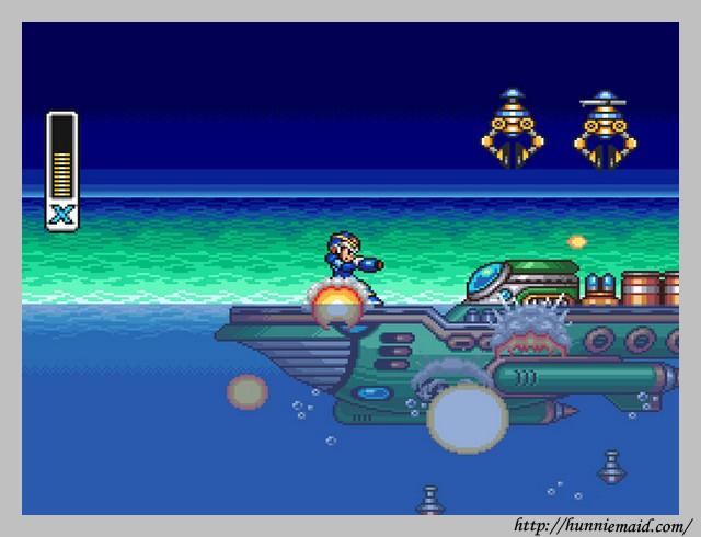 Mega Man X Rom Android
