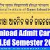 NIOS D.El.Ed: Download Admit Card For Semester 1 of 501, 502, 503 (All India)