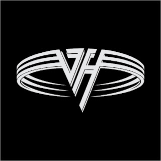 Van Halen Logo Free Download Vector CDR, AI, EPS and PNG Formats