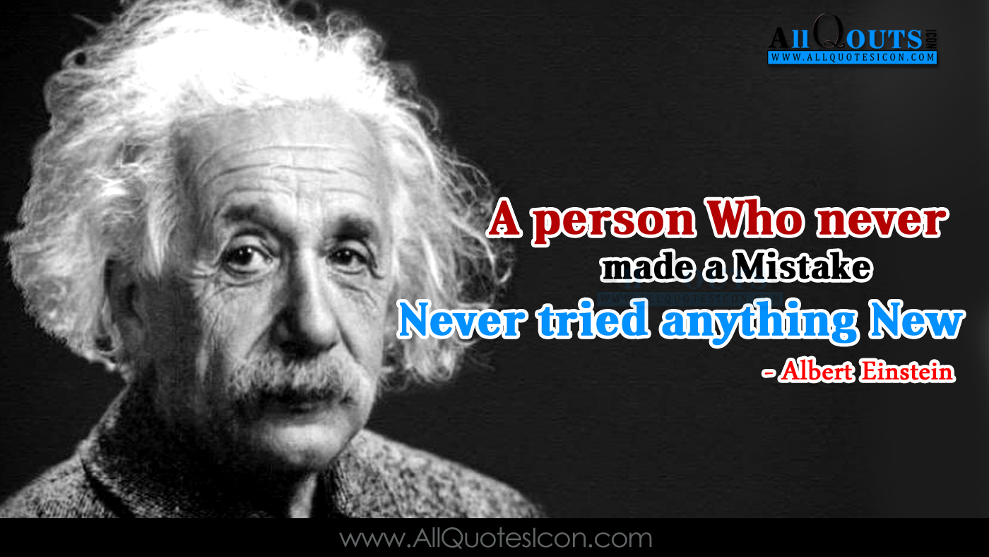 25 Famous English Quotes Albert Einstein Sayings And