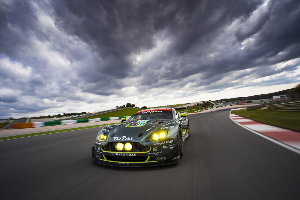 Aston Martin Racing Festival race makes Le Mans return