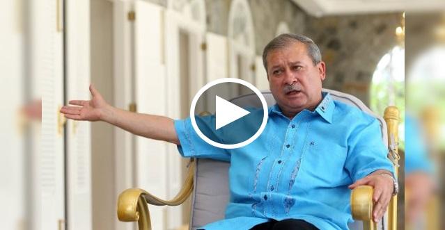 """""""Pakailah Royal Ward, saya kasi""""., Video LIVE Sultan Johor Selamber Membenarkan Ward Diraja Digunakan Untuk Pesakit Hospital Terbakar! Memang Sempoi! Tengok Cara Dia Cakap! Memang Berjiwa Rakyat!"""