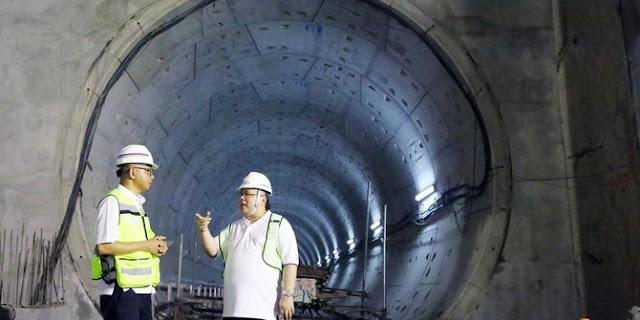 Djarot Pastikan April 2018 Proyek MRT Selesai