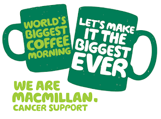 IPS - Supporting MacMillan Cancer Care with a feast of goodies.