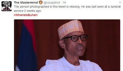 Workers Day - Nigeria - President Muhammadu Buhari