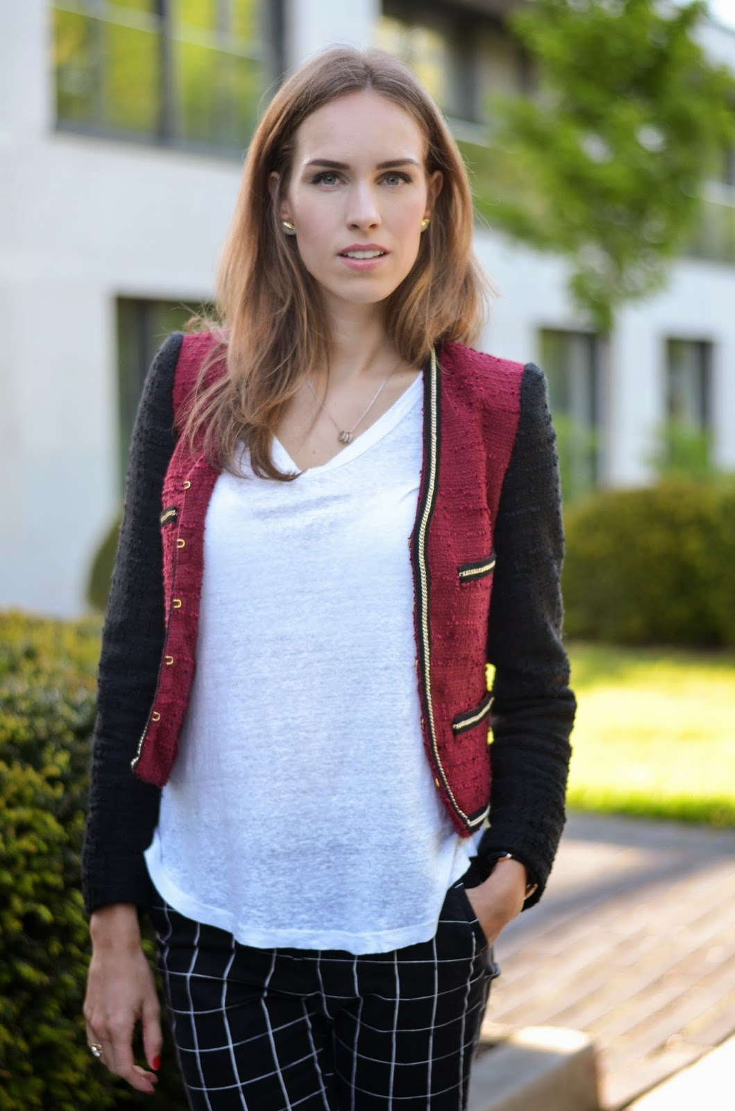 kristjaana mere casual summer outfit