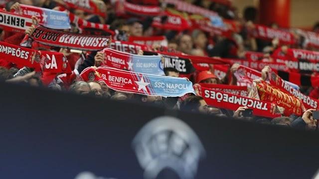 Missão Cumprida: Benfica perde, mas avança para as oitavos das Champions