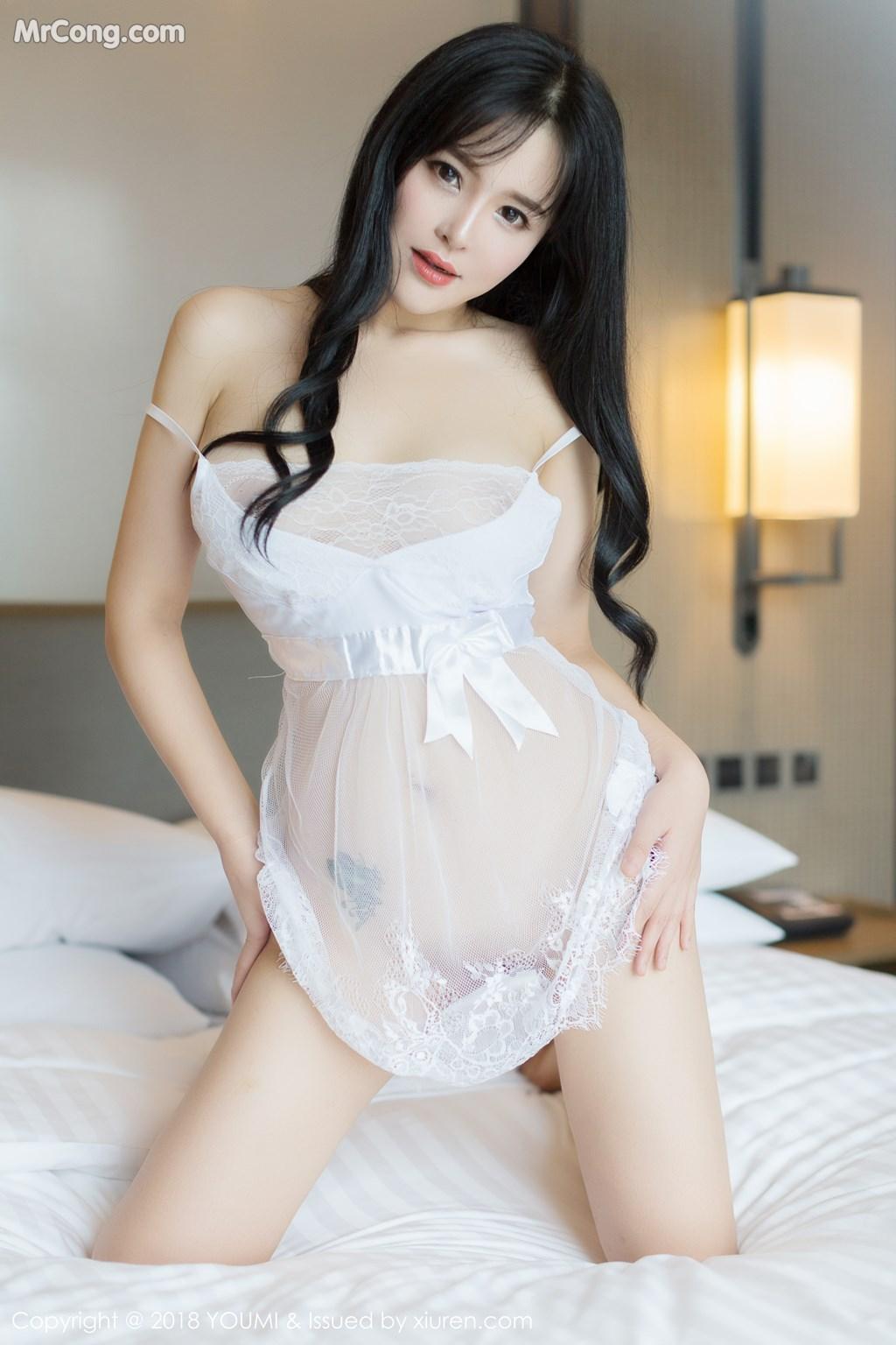 YouMi Vol.238: Model Liu Yu Er (刘 钰 儿) (46 photos)