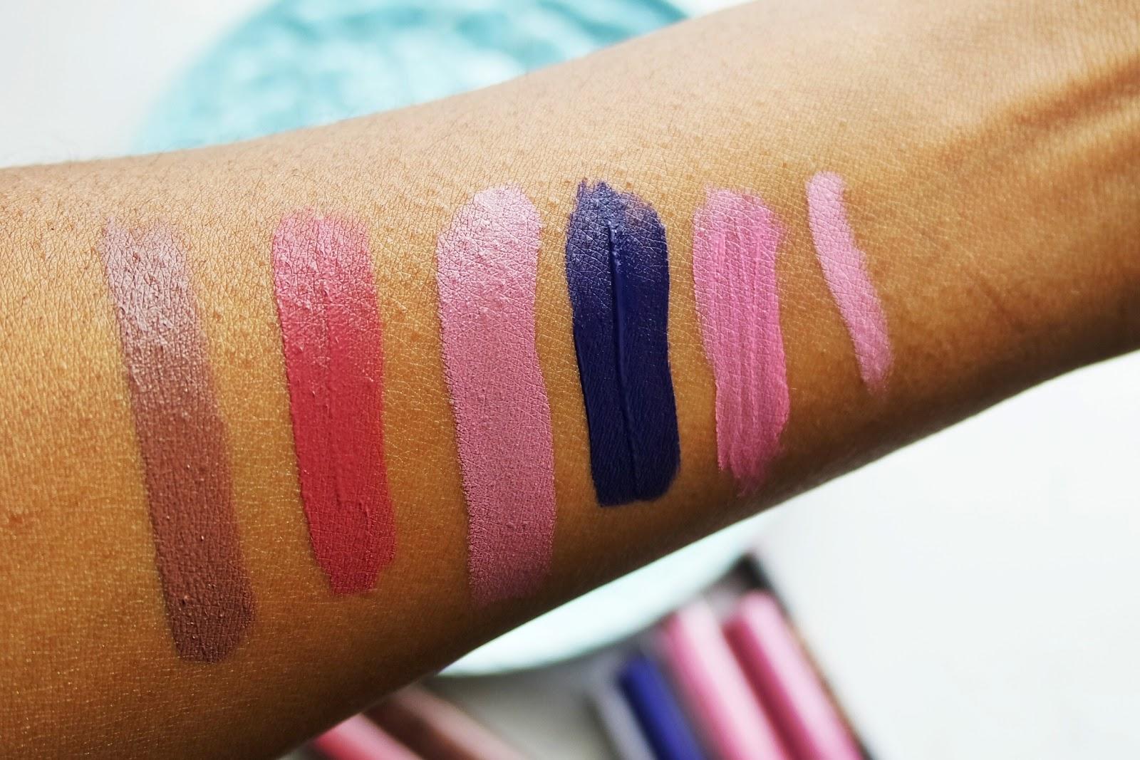 Makeup Revolution , Black Radiance, NK Makeup