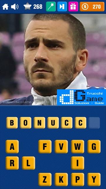 Calcio Quiz 2017 soluzione livello 261-270 | Parola e foto