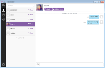 Download Viber 6.0.5 For Windows