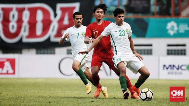 Subhanallah… Arab Saudi Tak Tunda Shalat Pertandingan vs Timnas Indonesia U-19