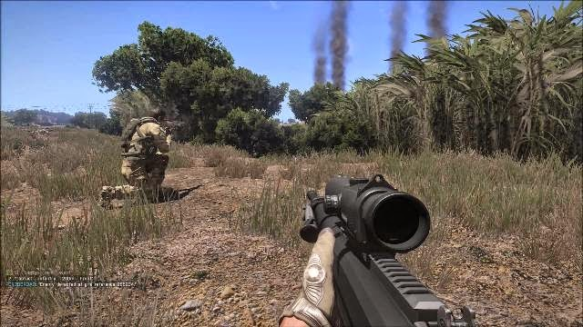 Arma 3 PC Games Gameplay
