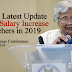 DepEd Update on the Salary Increase of Teachers in 2019