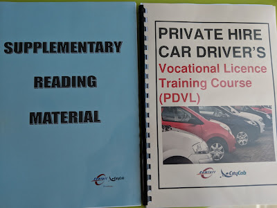 Private Hire Car Driver's Vocational Licence (PDVL) Training Course