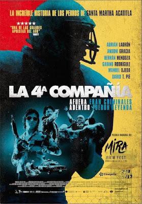 La 4ª Compañía 2016 Custom HD Latino 5.1