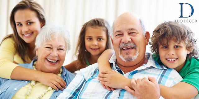 Hilarious Prank On Grandparents Day