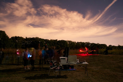 indiana astronomical society stargazing