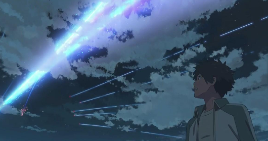 """Your Name"", la estrella más brillante de Makoto Shinkai"