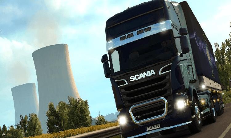 تحميل لعبة Euro Truck Simulator 2 مع التحديثات