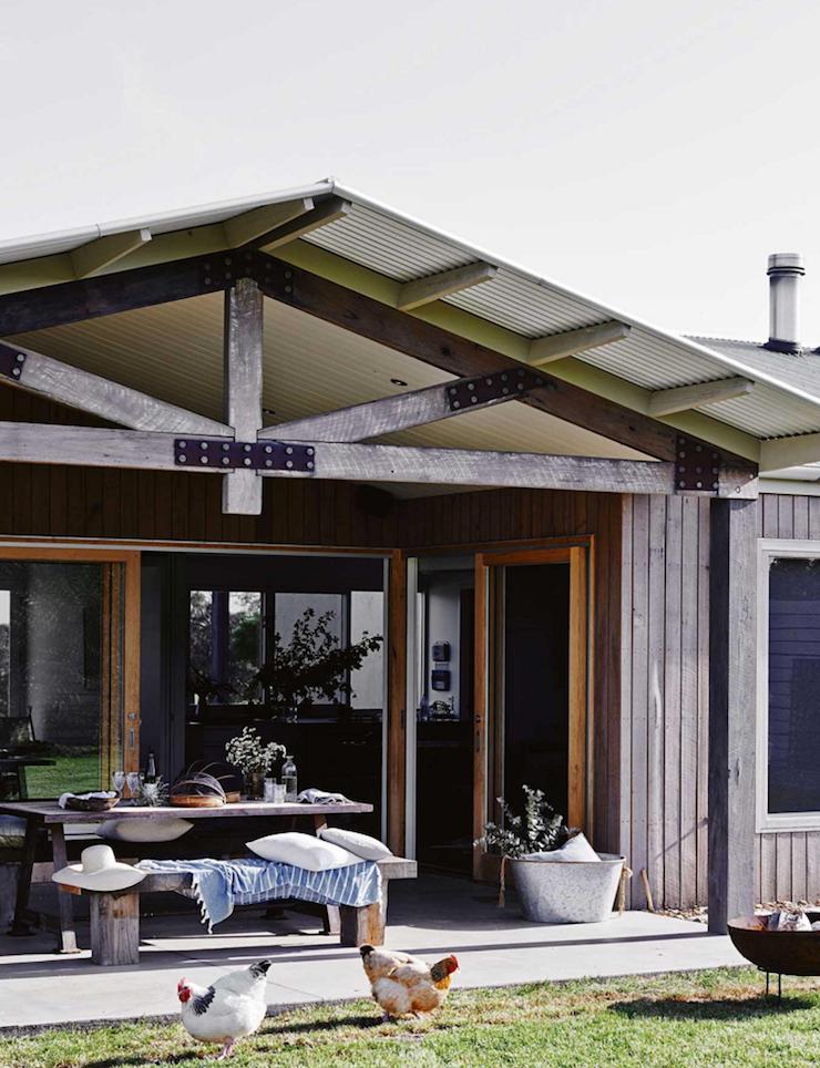 Australie une maison familiale sur surf coast victoria for Atelier maison verte