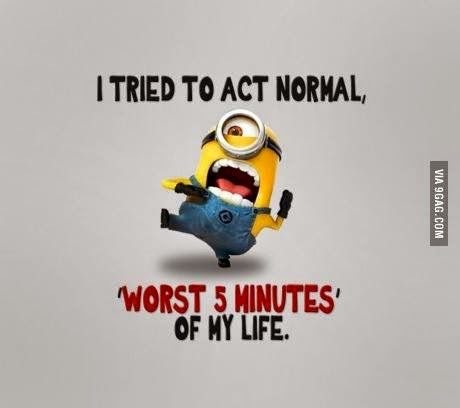 normal minion, removing the stumbling block