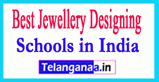 Best Jewellery Designing Schools in India