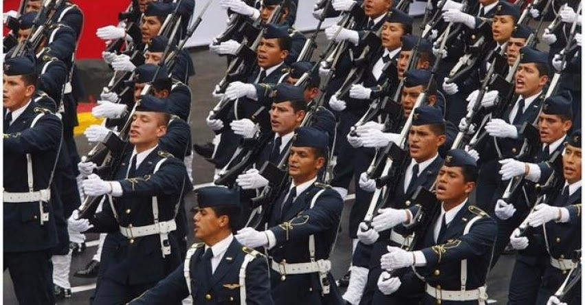 GRAN PARADA MILITAR: Desfile patrio solo durará dos horas