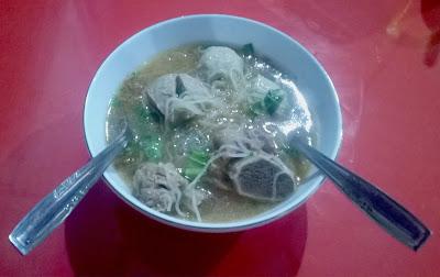 Kuliner Bakso di Jogja