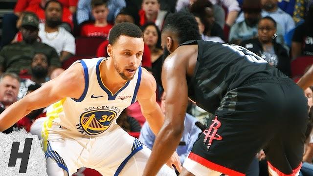 NBA: WARRIORS WAWACHABANGA ROCKETS NYUMBANI KWAO, CURRY NA KLAY WAWEKA REKODI MPYA