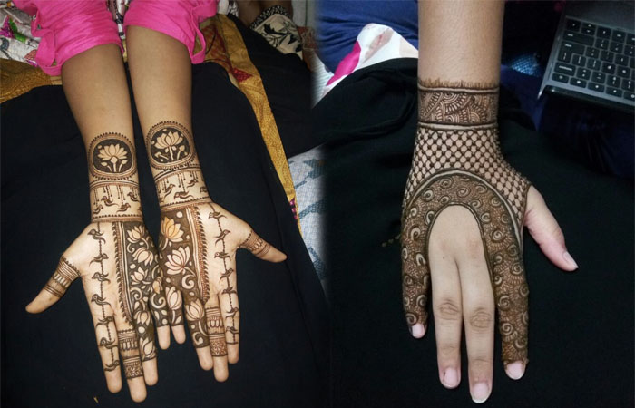 Mehandi for Hands