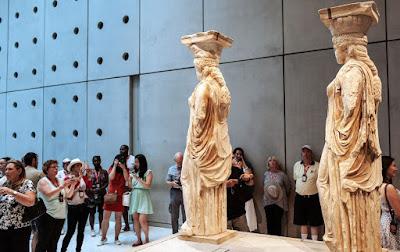 Κλειστά Μουσεία και Αρχαιολογικοί Χώροι σε όλη την Ελλάδα τη Δευτέρα