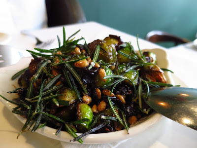 Angeleno, brussels sprouts