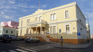 Clean streets in Cape Verde