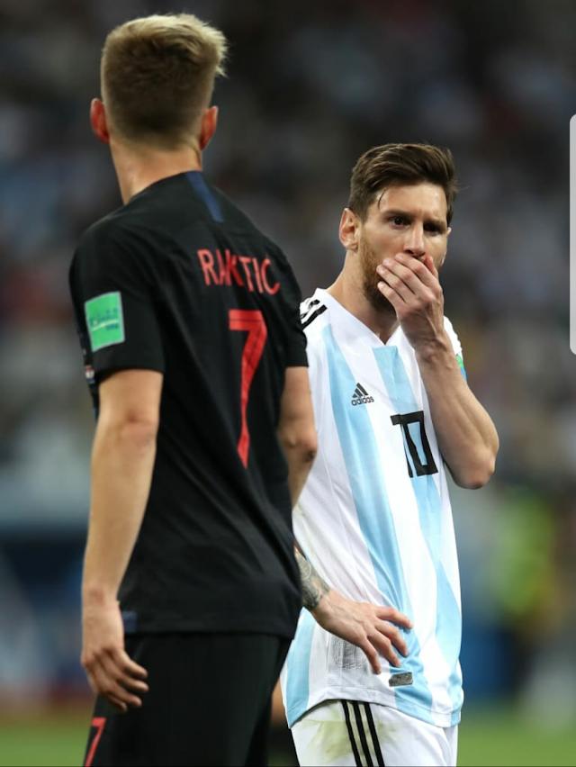 Croatia shocks the World