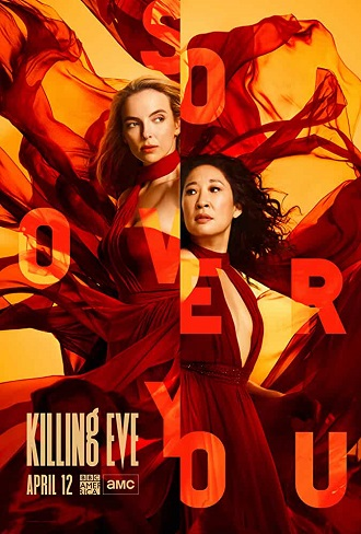 Killing Eve Season 3 Complete Download 480p & 720p All Episode