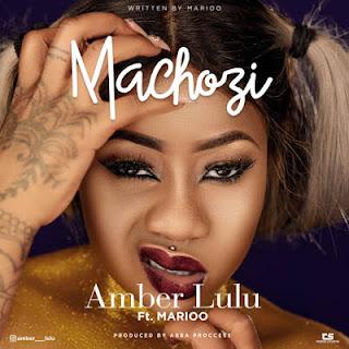 Amber Lulu Ft. Marioo - Machozi